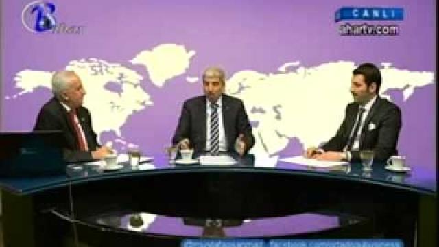 """Mustafa Osanmaz """"Bahar Tv  Ekonomi Gündemi""""MÜSİAD 07.01.2014"""