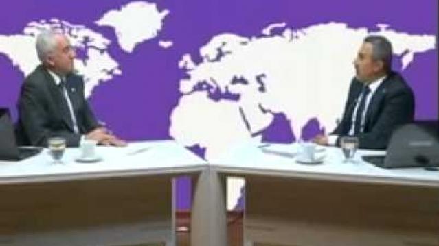 """Mustafa Osanmaz """"Bahar Tv Ekonomi Gündemi""""Derviş DAL 04.03.2014"""